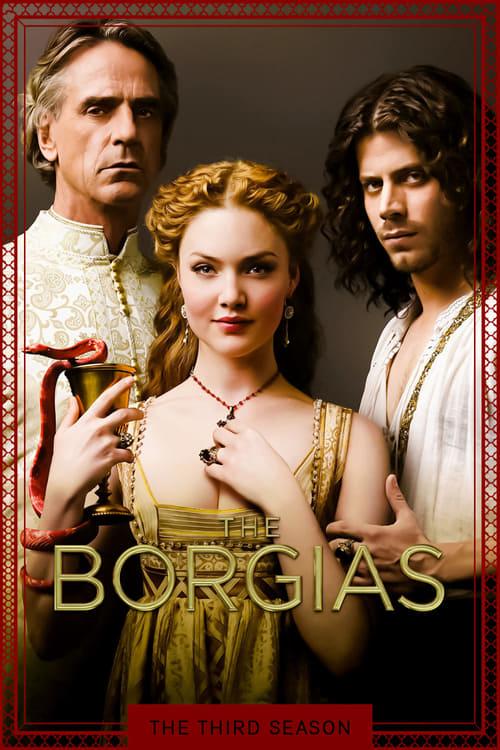 The Borgias: Season 3