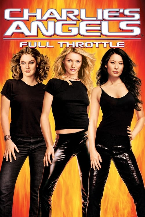 Poster. Charlie's Angels: Full Throttle