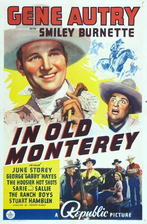 In Old Monterey