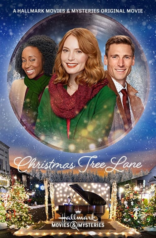 Christmas Tree Lane (2020) — The Movie Database (TMDb)