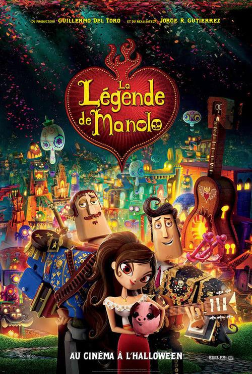 [FR] La légende de Manolo (2014) streaming