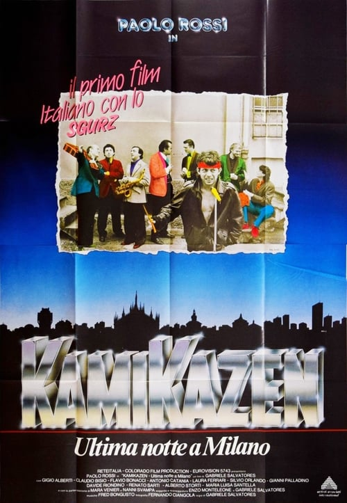Assistir Kamikazen - Ultima notte a Milano Em Boa Qualidade Hd 1080p