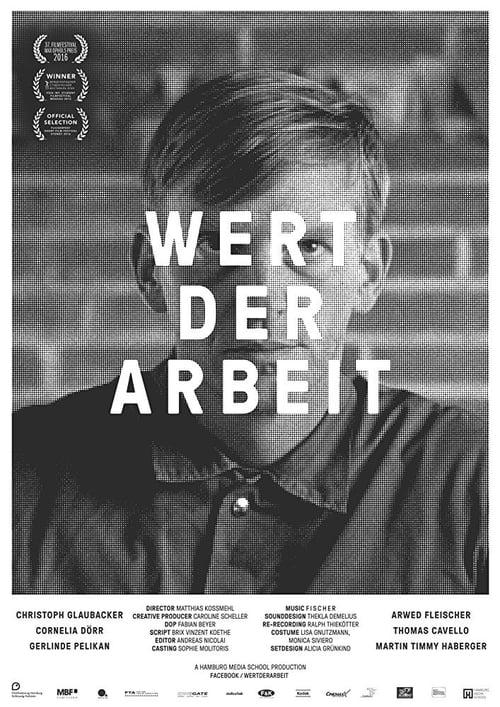 مشاهدة فيلم Wert der Arbeit مع ترجمة على الانترنت