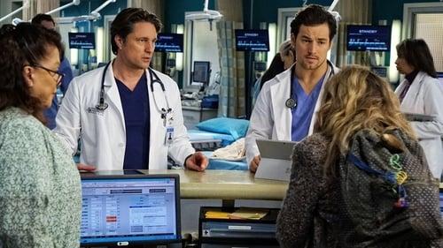 Grey's Anatomy - Season 13 - Episode 14: Back Where You Belong