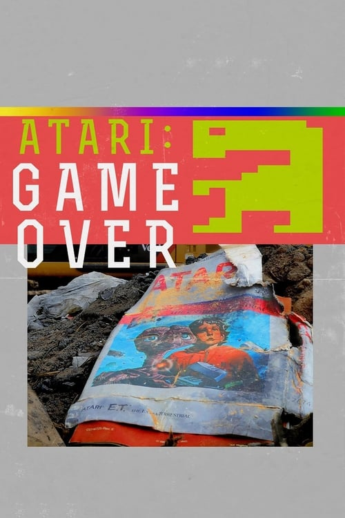 Poster von Atari: Game Over