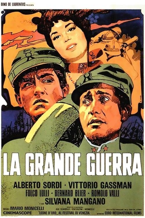Mira La Película La gran guerra Con Subtítulos En Línea