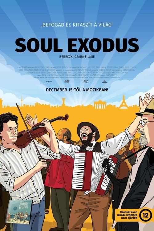 Soul Exodus - Poster