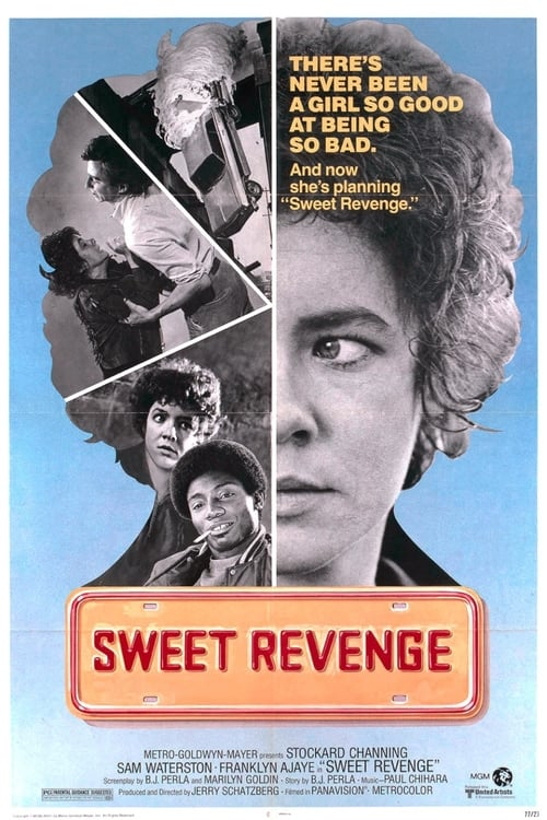 Largescale poster for Sweet Revenge