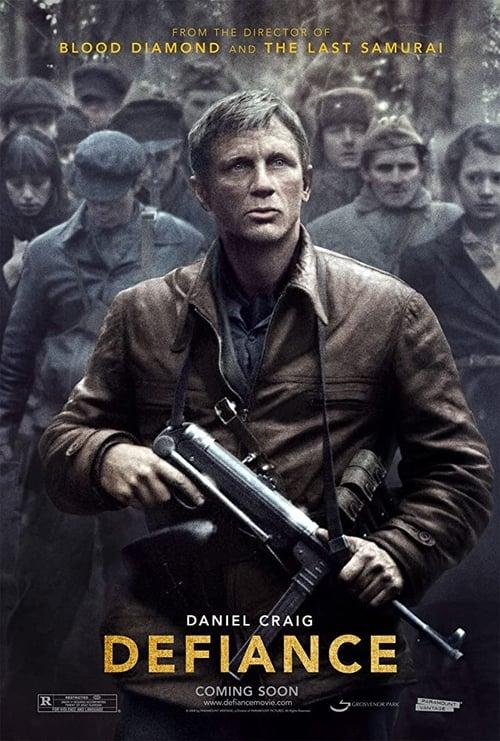 Download Defiance (2008) Movie Free Online