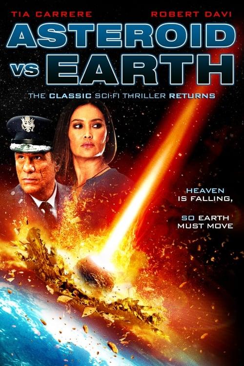 Asteroid vs Earth