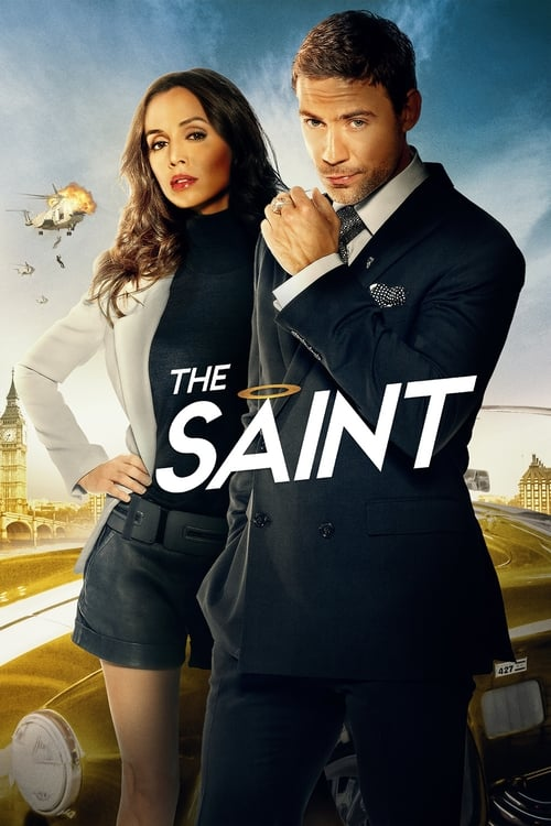 The Saint - Poster