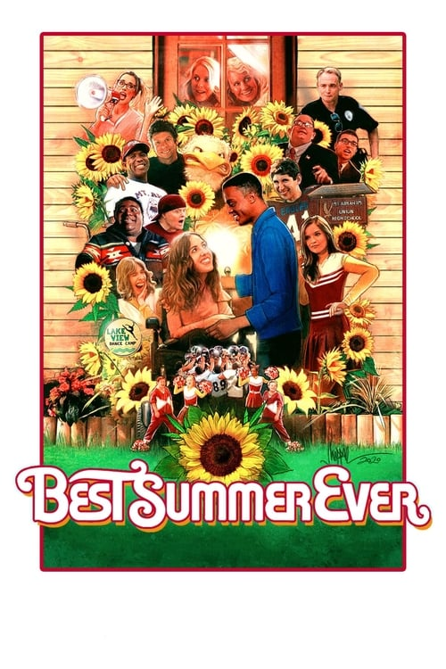 Largescale poster for Best Summer Ever