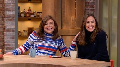 """Rachael Ray - Season 13 - Episode 132: Jennifer Garner On Why She's Saying """"Yes"""" To Everything + DIY Marble Countertops For Under $100"""
