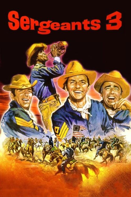 Sergeants 3 (1962) Poster