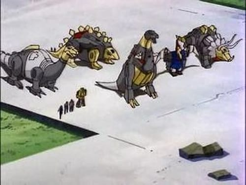 The Transformers: Season 2 – Episod Desertion of the Dinobots (1)