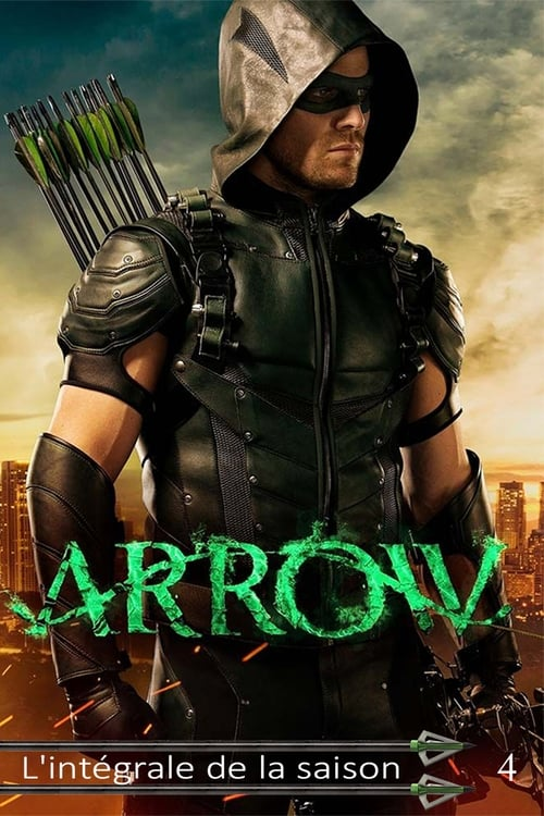 Arrow: Saison 4