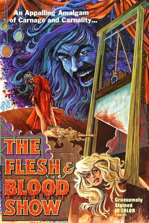 Película The Flesh and Blood Show Gratis En Línea
