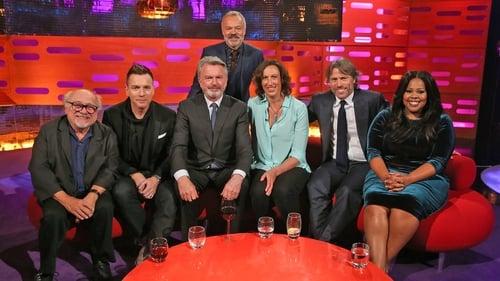 The Graham Norton Show: Season 20 – Episode Ewan McGregor, Danny DeVito, Miranda Hart, Sam Neill, John Bishop, Amber Riley