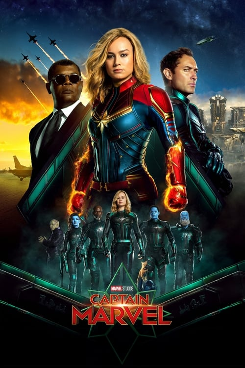 ★ Captain Marvel (2019) streaming film vf