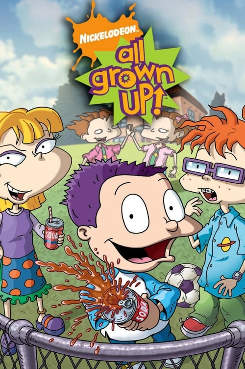 All Grown Up! Poster