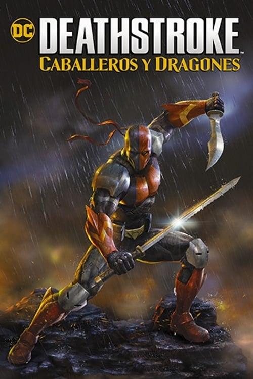 Descargar Deathstroke: Caballeros y Dragones en torrent