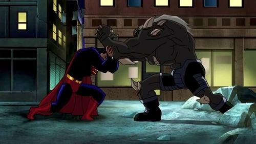Subtitles Superman: Doomsday (2007) in English Free Download | 720p BrRip x264