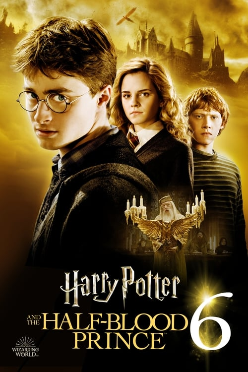 فيلم Harry Potter and the Half-Blood Prince مترجم, kurdshow