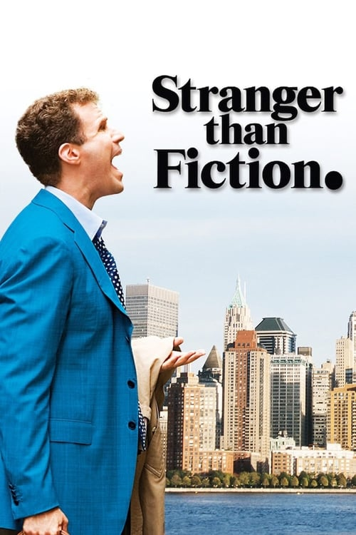 Largescale poster for Stranger Than Fiction