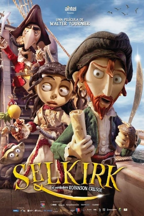 [720p] Selkirk, le véritable Robinson Crusoé (2012) Streaming HD FR