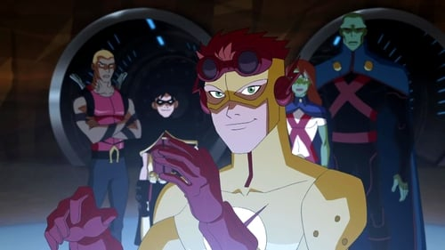 Young Justice: Season 1 – Episode Schooled