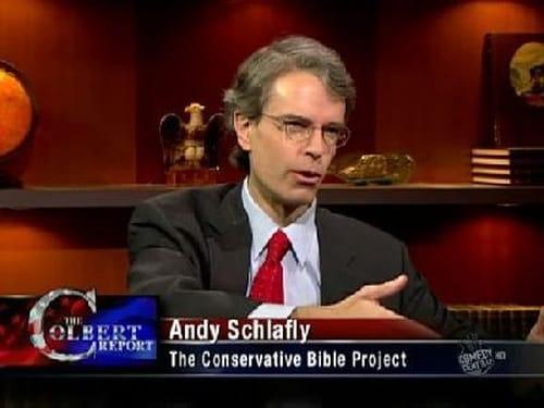 The Colbert Report: Season 5 – Episod Senator Bernie Sanders, Andy Schlafly