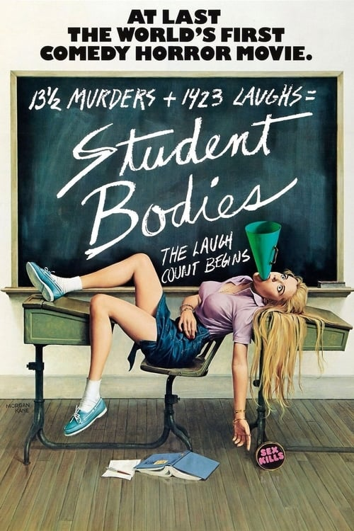 Student Bodies (1981) Poster