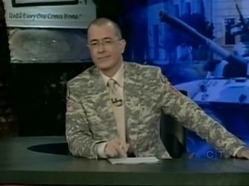 The Colbert Report: Season 5 – Episod Specialist Tareq Salha, Sgt. Robin Balcom