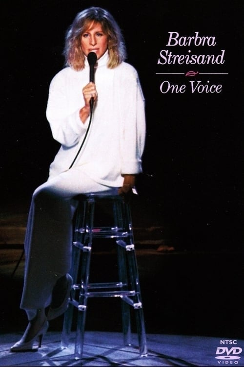 Largescale poster for Barbra Streisand: One Voice