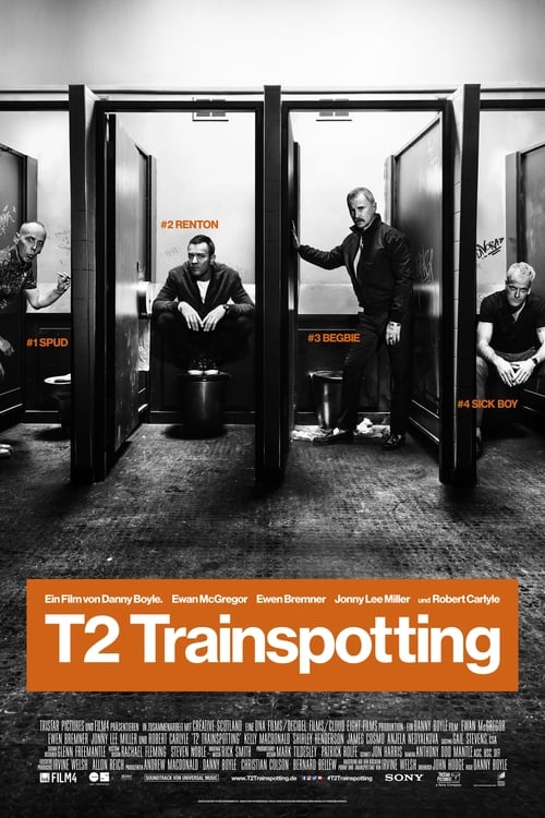 T2 Trainspotting - Poster