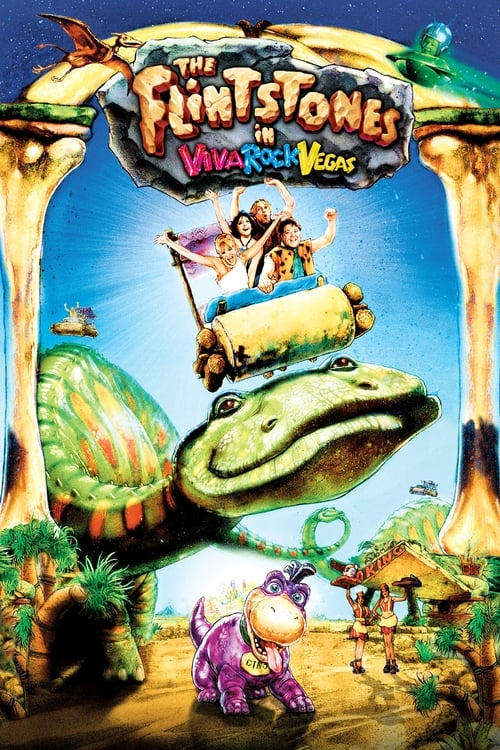 Streaming The Flintstones in Viva Rock Vegas (2000) Movie Free Online