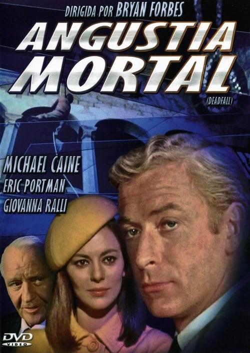 Mira La Película Angustia mortal En Español