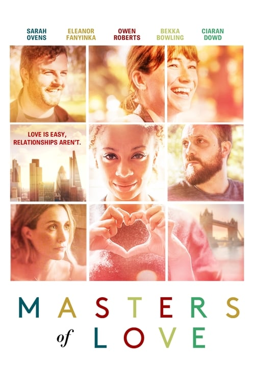 Masters of Love Poster
