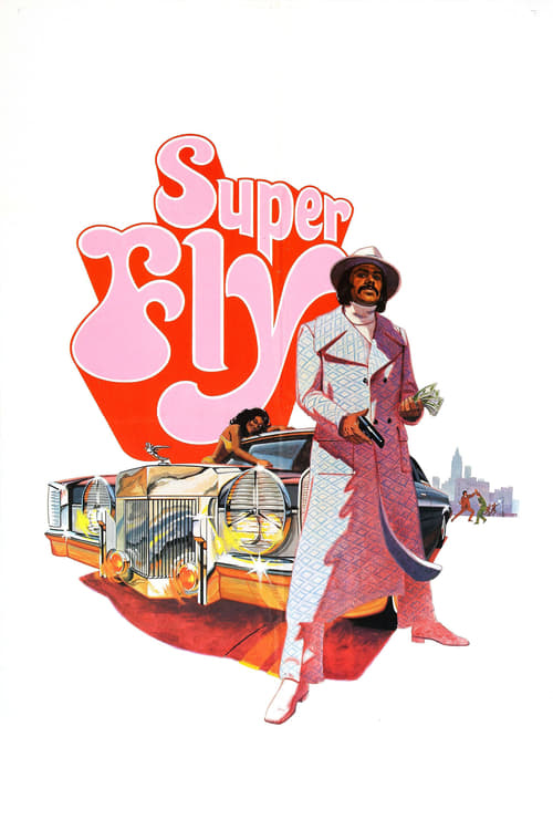 Super Fly (1972) Poster