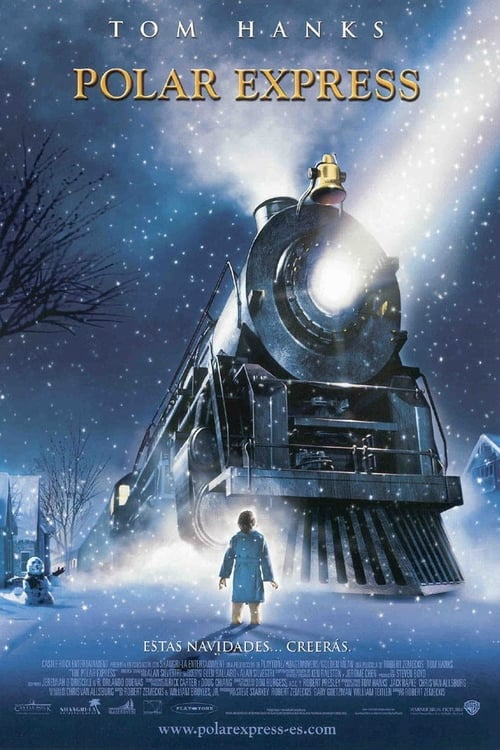 The Polar Express pelicula completa