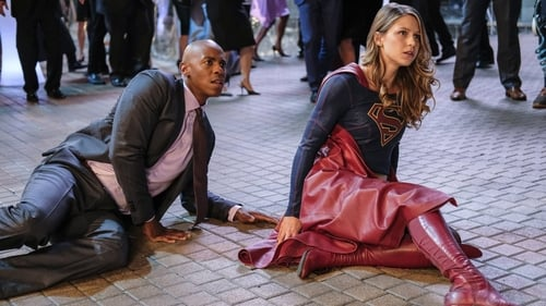 Supergirl: Season 2 – Episod Crossfire