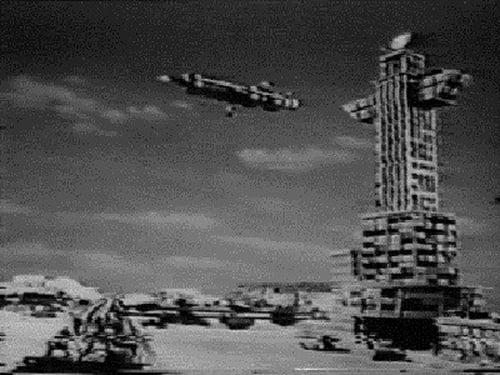 Fireball XL5: Season 1 – Episode Space Pirates