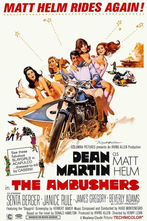 Watch The Ambushers (1967) Best Quality Movie