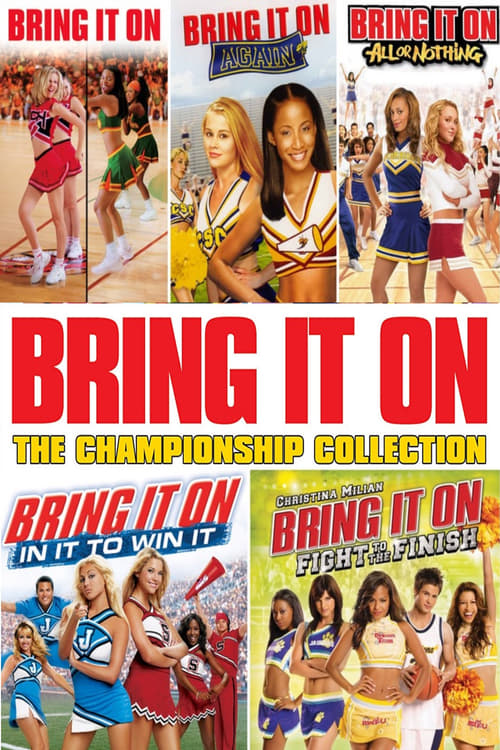 bring it on collection 20002017 � the movie database tmdb