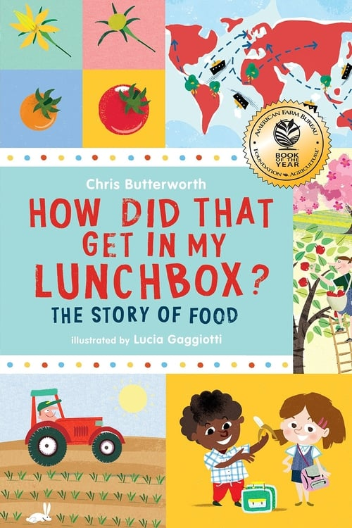 How Did That Get in My Lunchbox?: The Story of Food (1970)