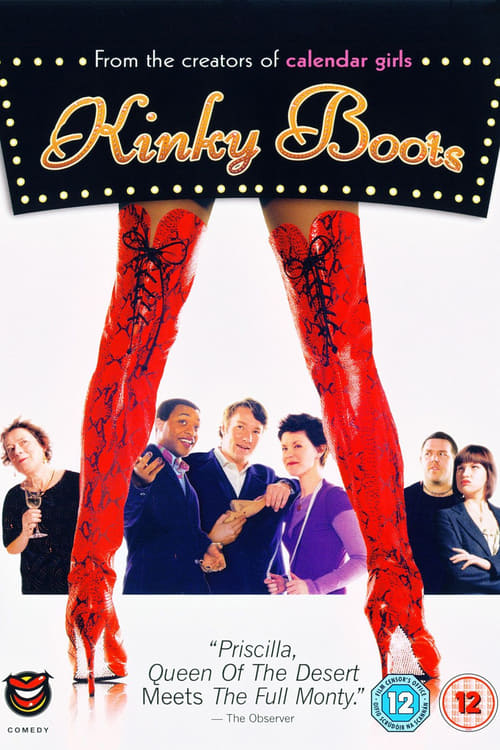 Download Kinky Boots (2005) Best Quality Movie