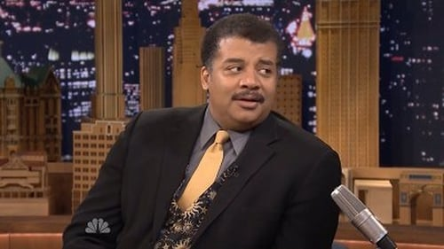 The Tonight Show Starring Jimmy Fallon: Season 1 – Episode Mike Myers, Neil deGrasse Tyson, Damon Albarn