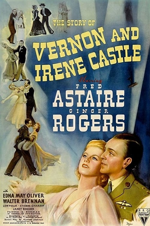 Película La historia de Irene Castle En Línea