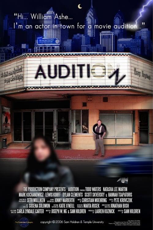 Assistir Audition Em Boa Qualidade Hd 720p