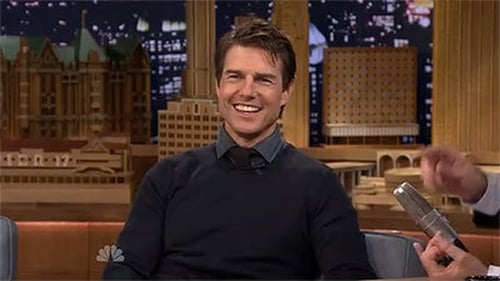 The Tonight Show Starring Jimmy Fallon: Season 1 – Episode Tom Cruise, Kendall and Kylie Jenner,Chrissie Hynde